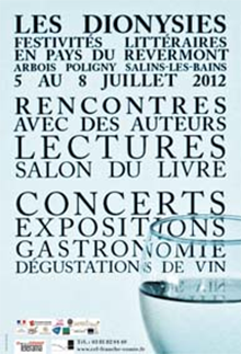 Flyer promotionnel Dionysies 2012