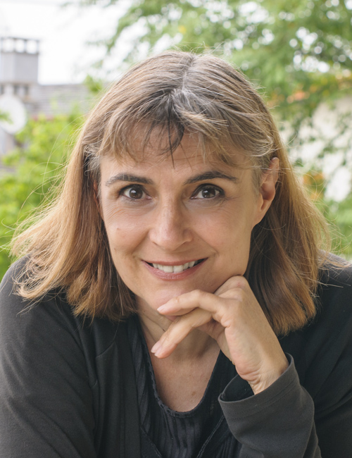Portrait de Dominique Gressot